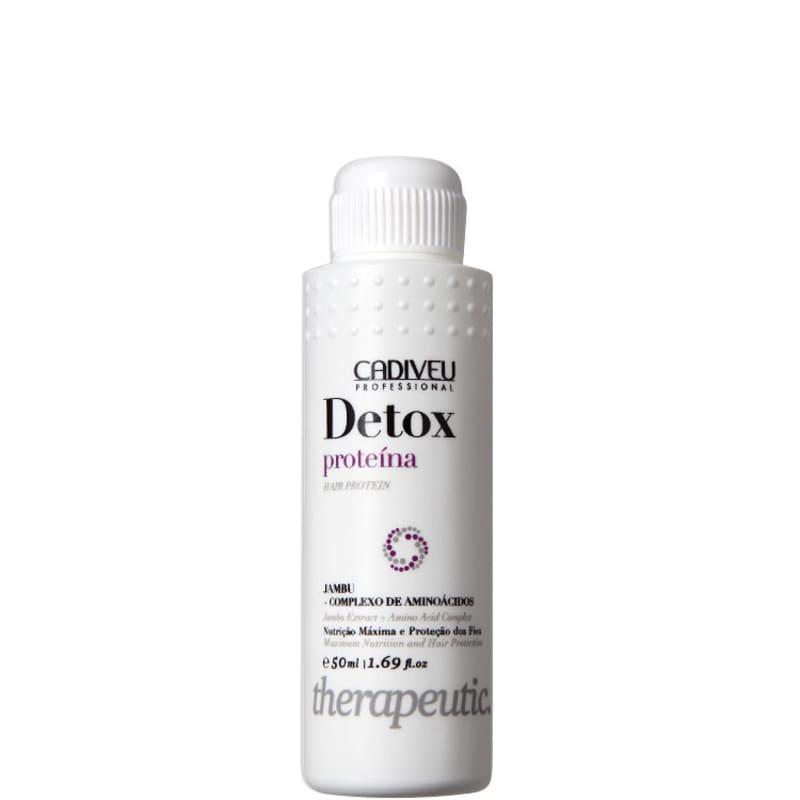 Cadiveu Professional Detox Proteína - Pré-Shampoo 55ml