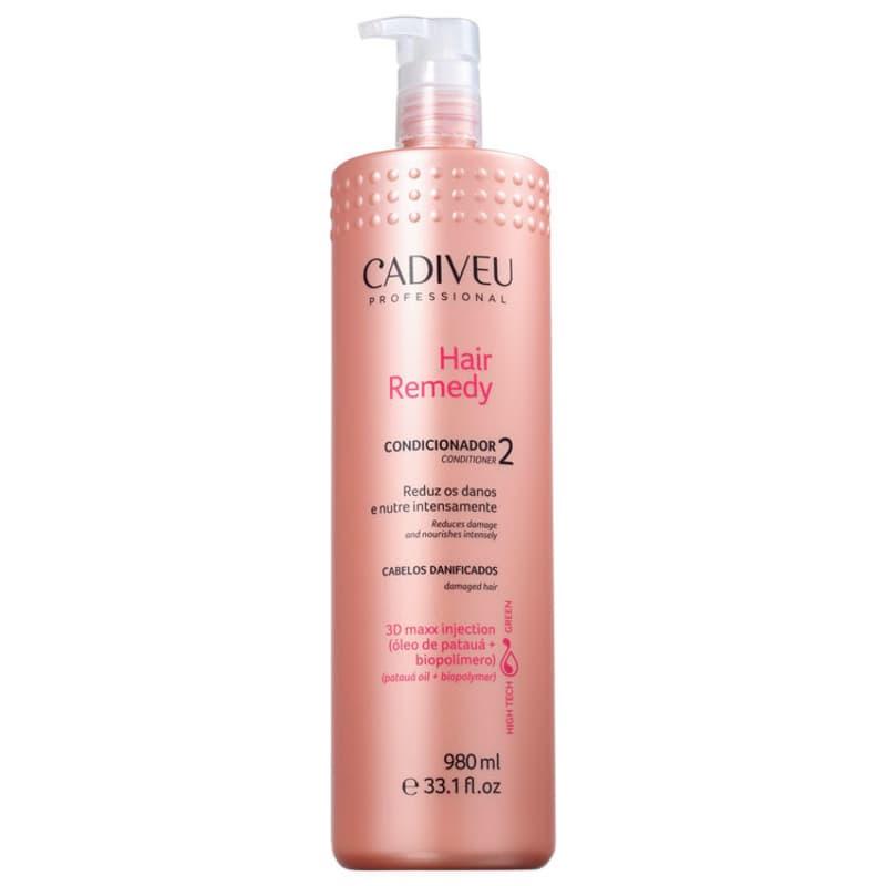 Cadiveu Professional Hair Remedy - Condicionador 980ml