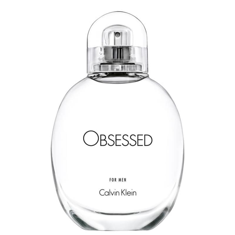 Obsessed For Men Calvin Klein Eau de Toilette - Perfume Masculino 125ml