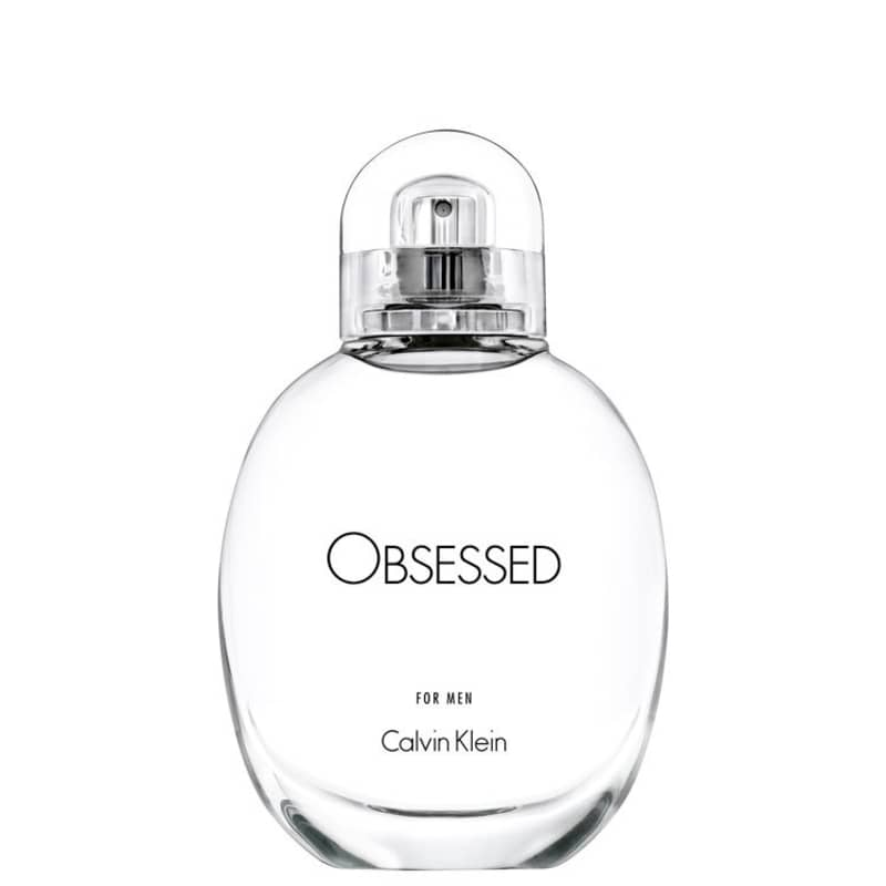 Obsessed For Men Calvin Klein Eau de Toilette - Perfume Masculino 30ml