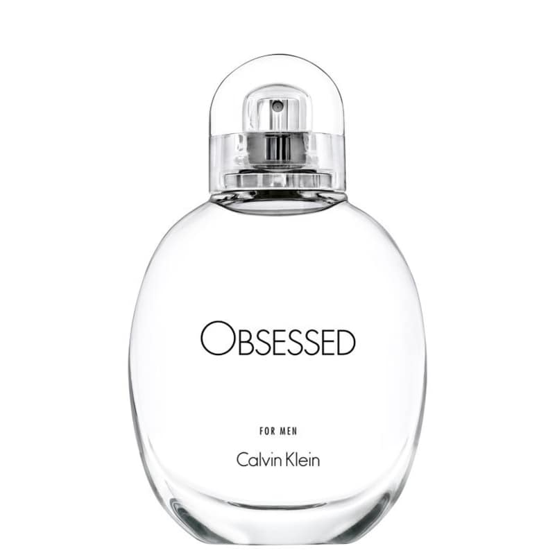 Obsessed For Men Calvin Klein Eau de Toilette - Perfume Masculino 75ml