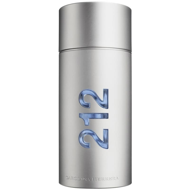 212 Men Carolina Herrera Eau de Toilette - Perfume Masculino 200ml