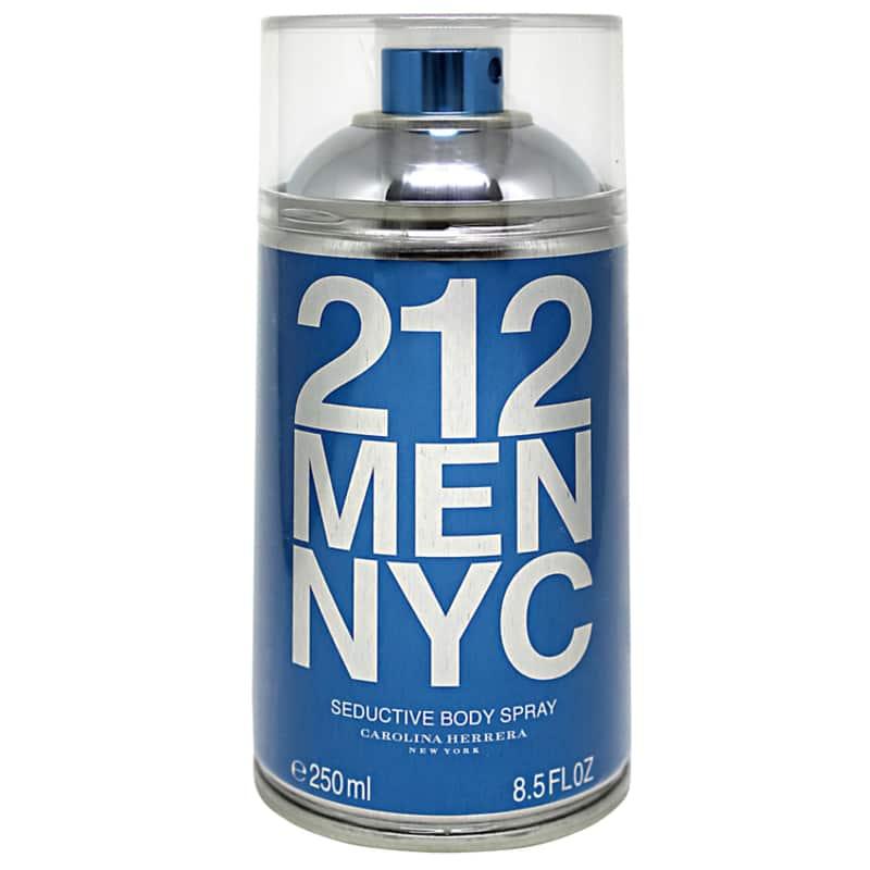 Body Spray 212 Men Masculino 250ml