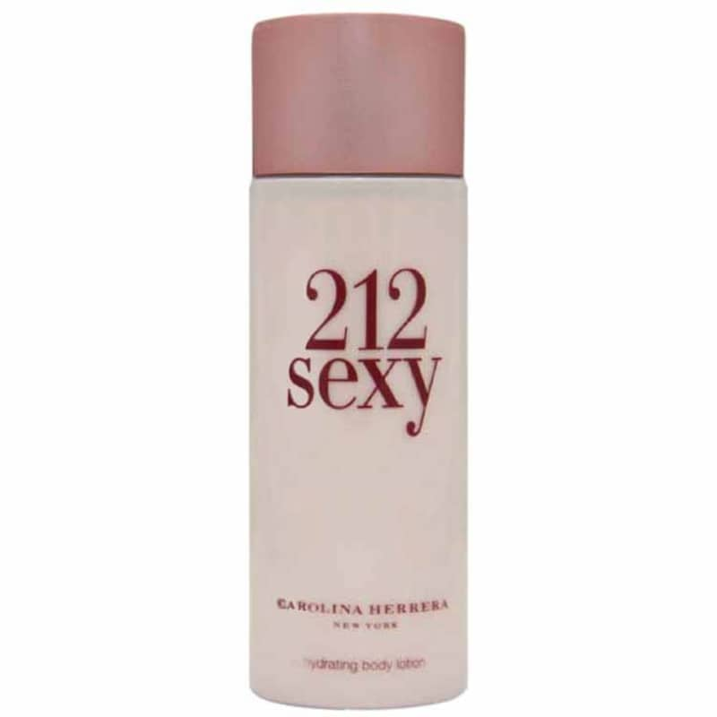 Carolina Herrera 212 Sexy Body Lotion Feminino - Loção Corporal 200ml
