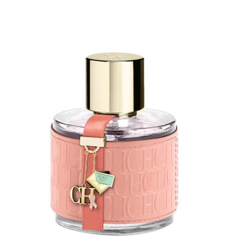 Carolina Herrera Perfume Feminino Ch Pink - Eau de Toilette 100ml