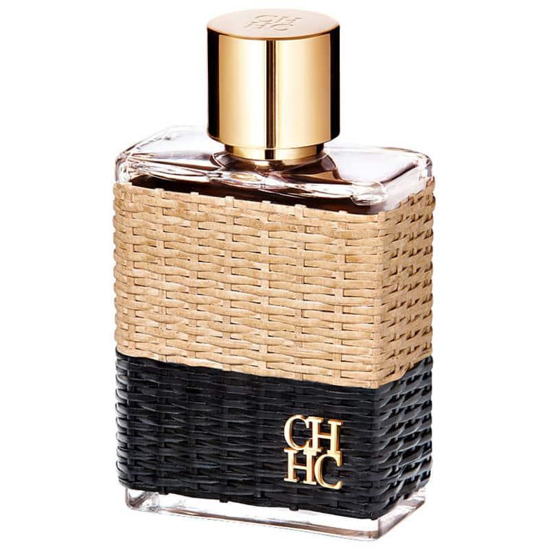 55fe18f7395b7 CH Central Park Carolina Herrera Eau de Toilette - Perfume Masculino 100ml