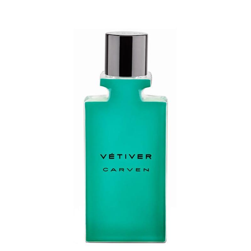 Vétiver Carven Eau de Toilette - Perfume Masculino 50ml