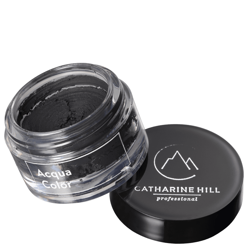 Catharine Hill Acqua Color 2241 Preto - Tinta 20g