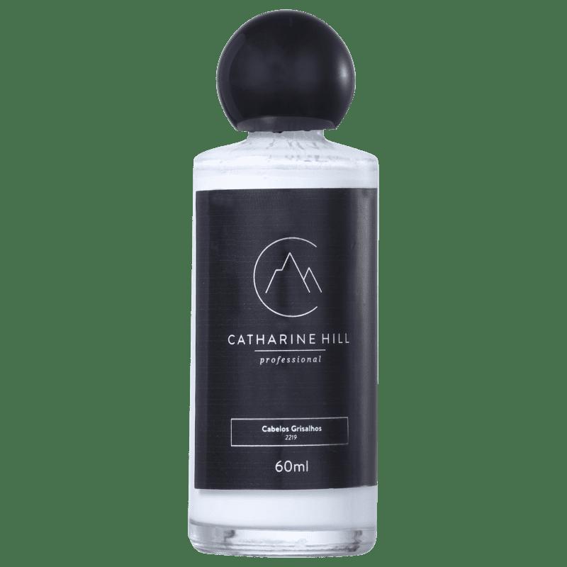Catharine Hill Cabelos Grisalhos Branco - Coloração Temporária 60g
