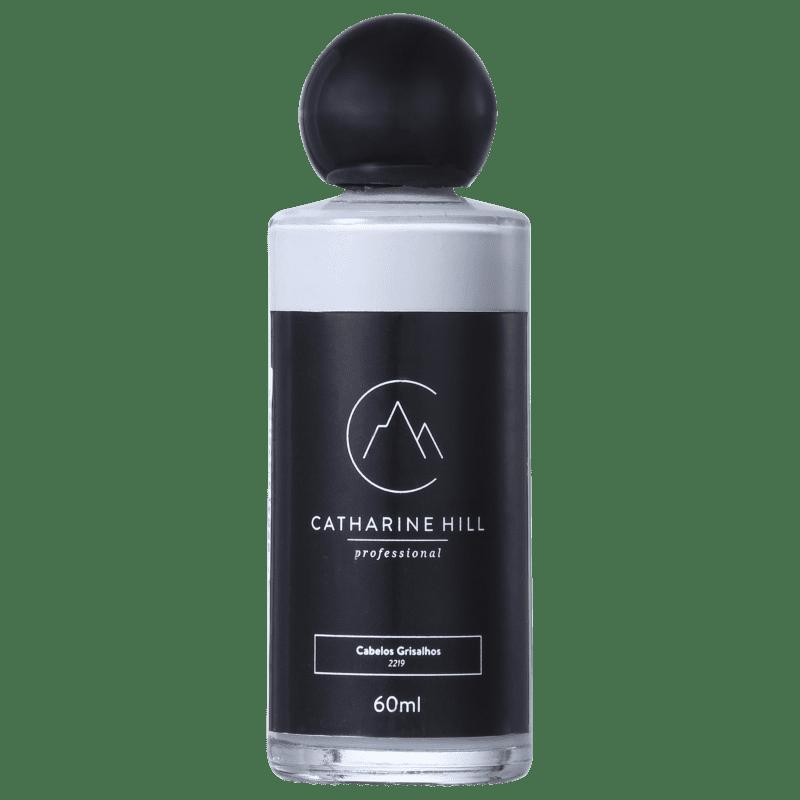 Catharine Hill Cabelos Grisalhos Cinza - Coloração Temporária 60g