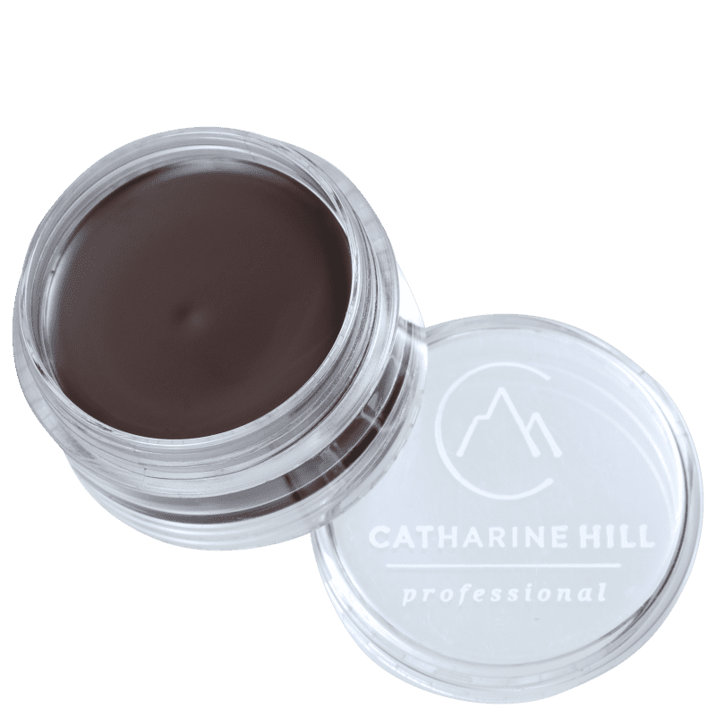 Catharine Hill Clown Make-up Waterproof Mini Adjuster Escuro - Sombra Matte 4g
