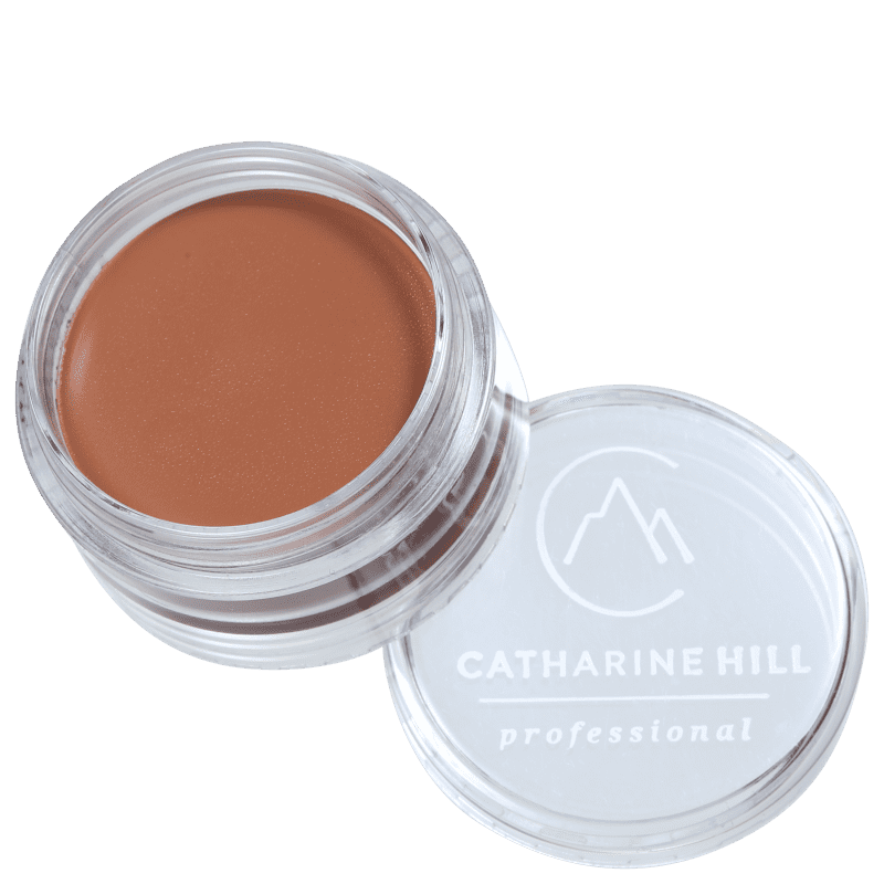 Catharine Hill Clown Make-up Waterproof Mini Adjuster Médio - Sombra Matte 4g