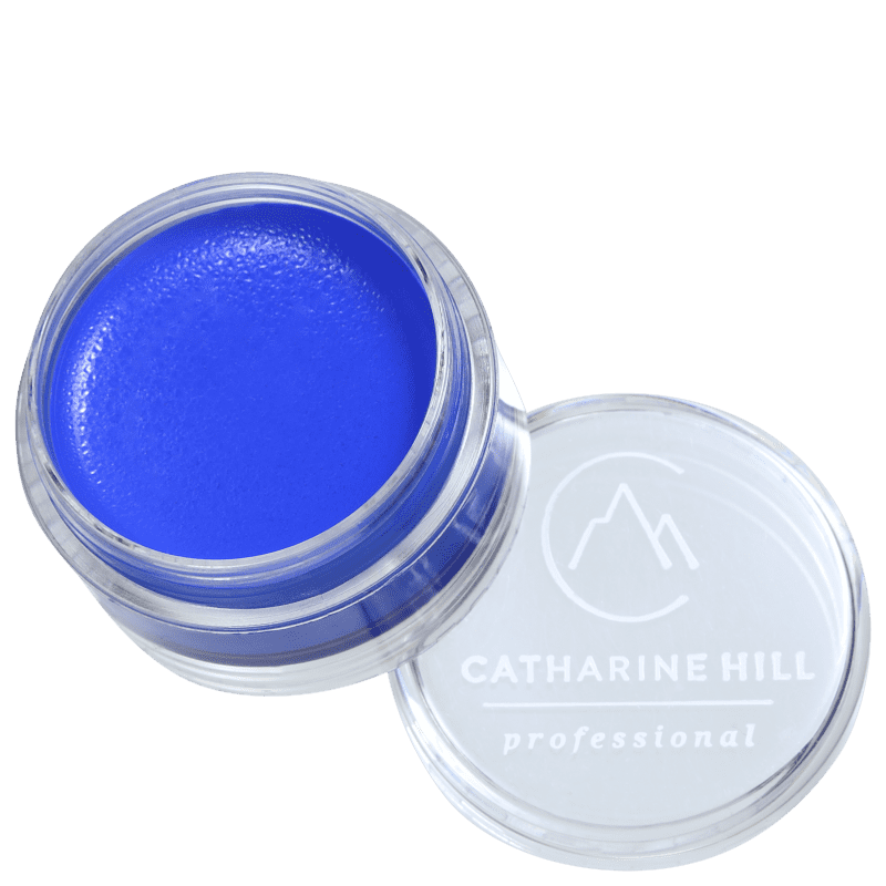 Catharine Hill Clown Make-up Waterproof Mini Azul - Sombra Matte 4g