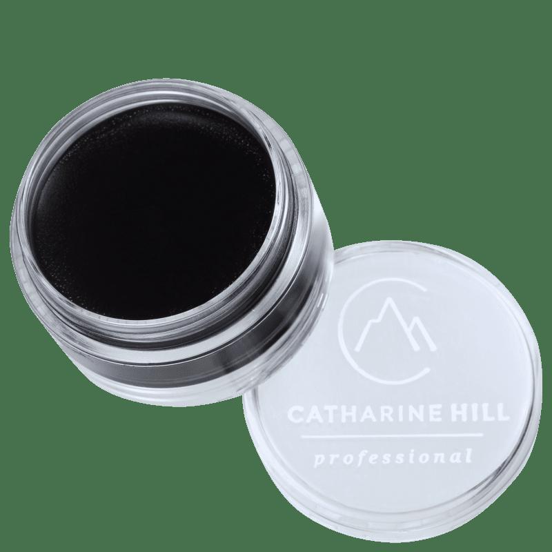 Catharine Hill Clown Make-up Waterproof Mini Preto - Sombra Matte 4g