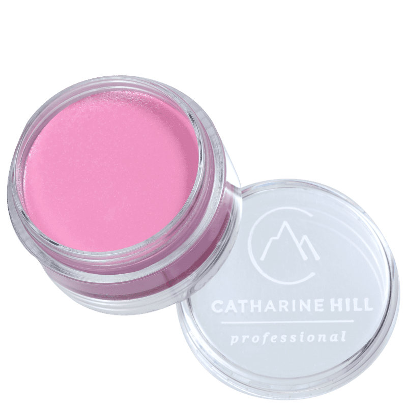Catharine Hill Clown Make-up Waterproof Mini Rosa Pastel - Sombra Matte 4g