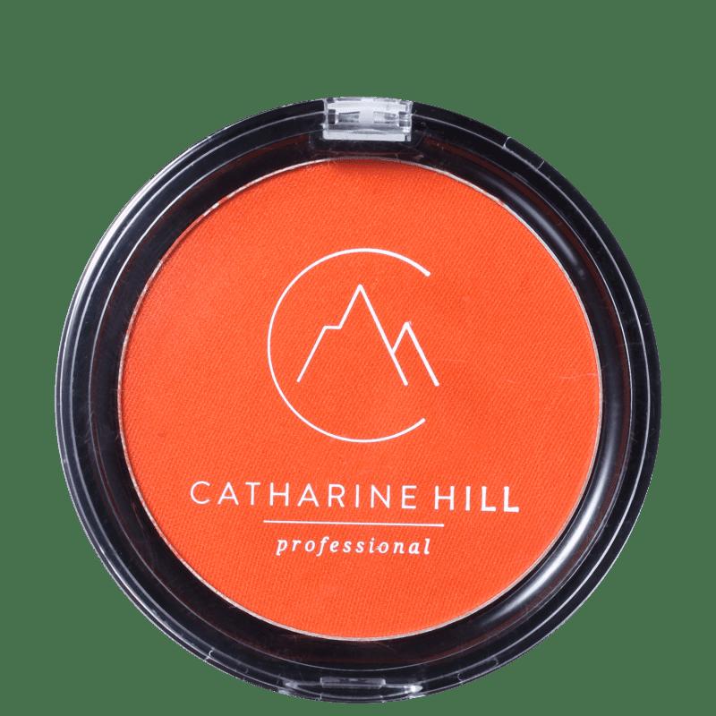 Catharine Hill Efeito Waterproof Laranja - Base Compacta 18g