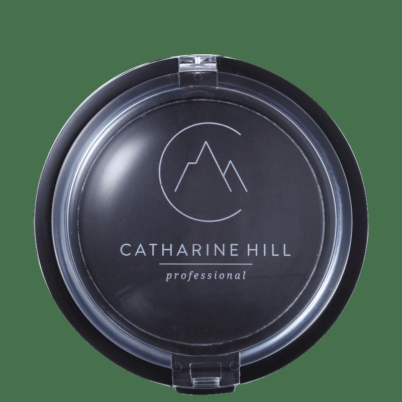 Catharine Hill Efeito Waterproof Preta - Base Compacta 18g