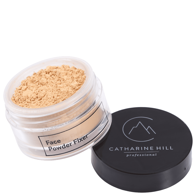Catharine Hill Face Powder Fixer Pálido - Pó Solto Natural 12g