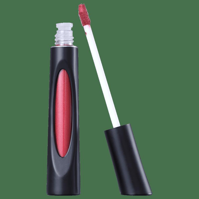 Catharine Hill Matte Metalizado Scarlet - Batom Líquido 4,5g