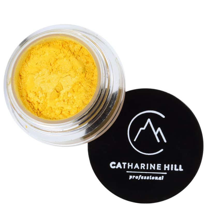 Catharine Hill Pó 2209 Yellow - Pigmento Cintilante 4g