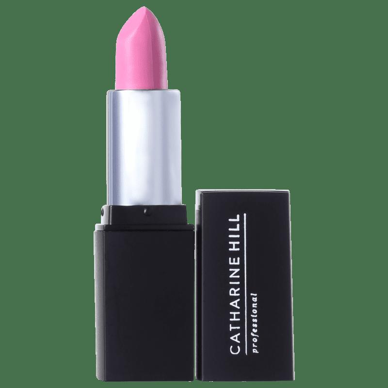 Catharine Hill Rosa Chiclete FPS 15 - Batom Cremoso 3,5g