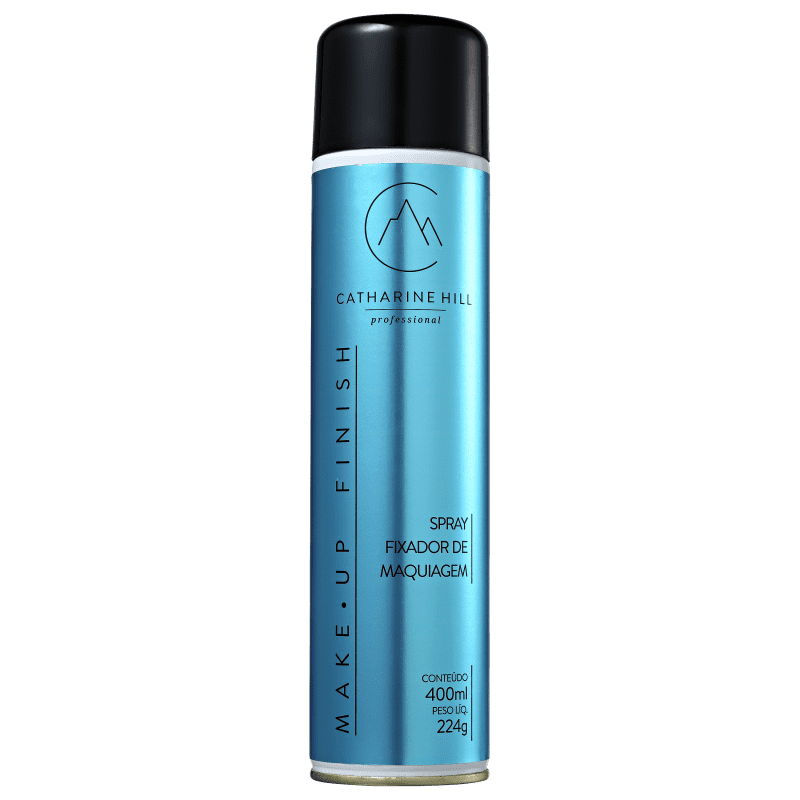 Catharine Hill Spray Make Up Finisher - Fixador de Maquiagem em Spray 400ml
