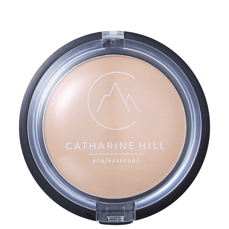 Catharine Hill Water Proof Natural Bege - Base Compacta 18g