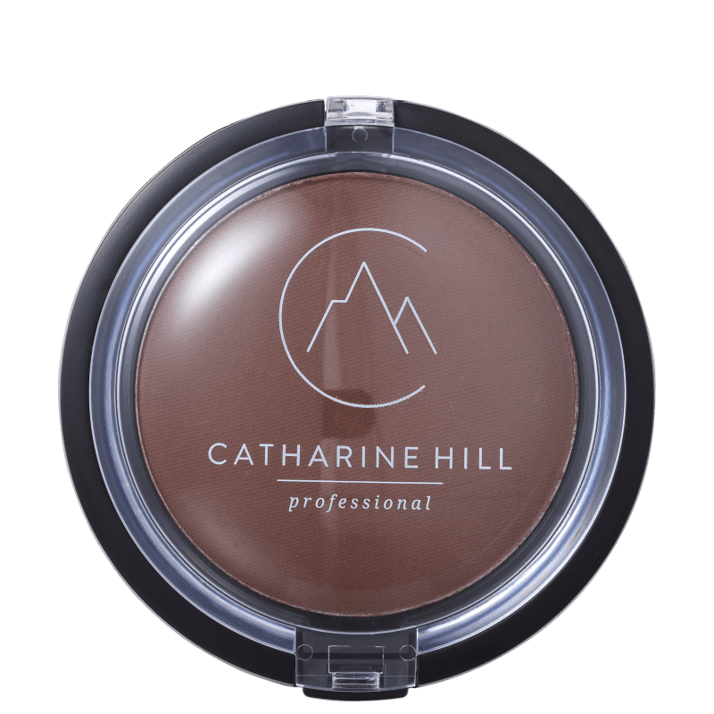 Catharine Hill Water Proof Tropical Escuro - Base Compacta 18g