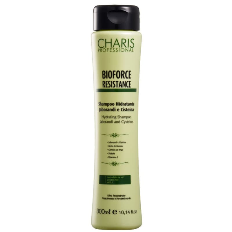 Charis Bioforce Resistance - Shampoo sem Sal 300ml
