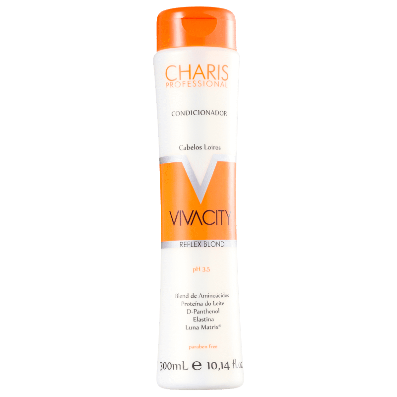 Charis Vivacity - Condicionador 300ml