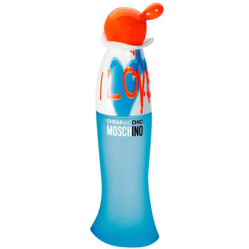 Cheap & Chic I Love Love Moschino Eau de Toilette - Perfume Feminino 50ml