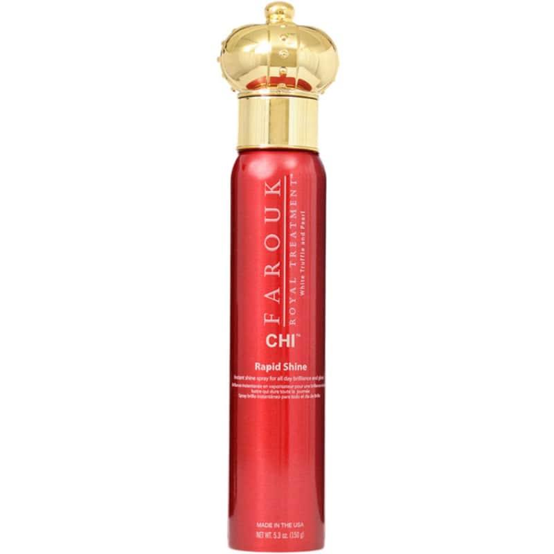 CHI Farouk Royal System Rapid Shine - Spray de Brilho 150g