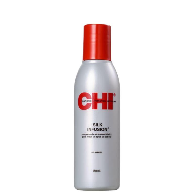 Chi Infra Silk Infusion - Óleo Reconstrutor 150ml