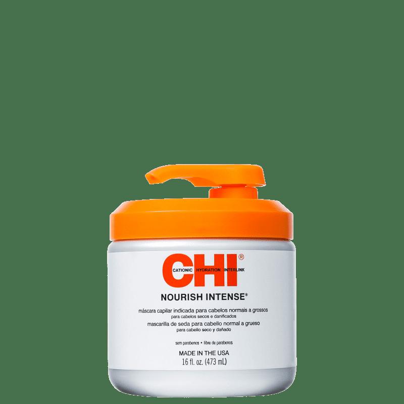 CHI Nourish Intense Normal to Coarse Hair - Máscara de Nutrição 473ml