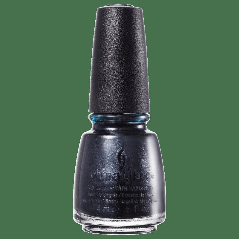 China Glaze Black Diamond - Esmalte Metálico 14ml