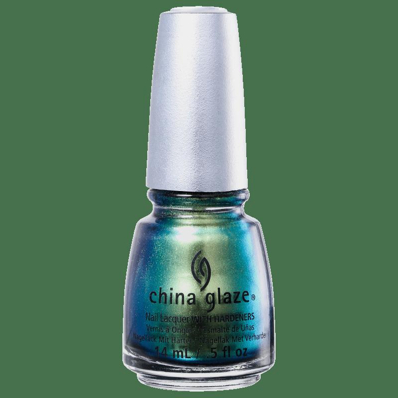 China Glaze Bohemian Umpredictable - Esmalte Metálico 14ml