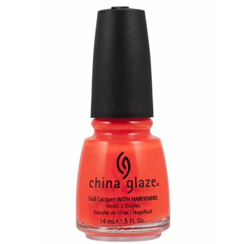 China Glaze Orange Knockout - Esmalte 14ml