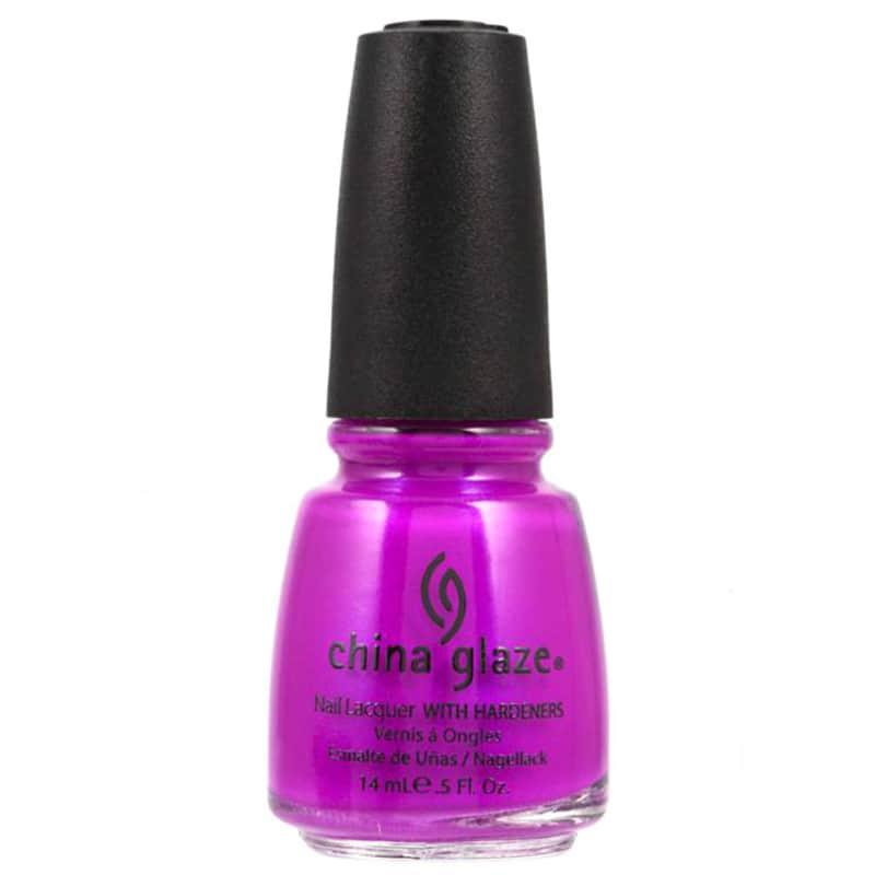 China Glaze Purple Panic - Esmalte 14ml