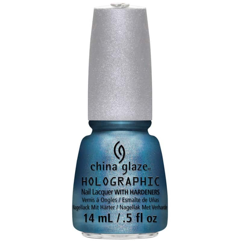 China Glaze Holographic Strap On Your Moonboots - Esmalte 14ml