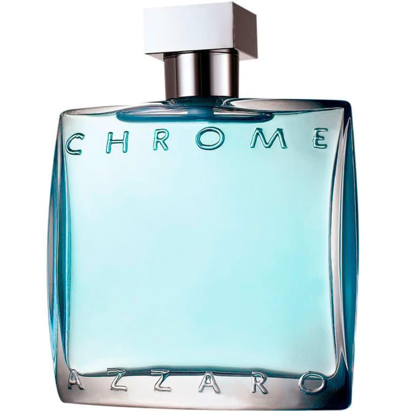 Chrome Azzaro Eau de Toilette - Perfume Masculino 50ml