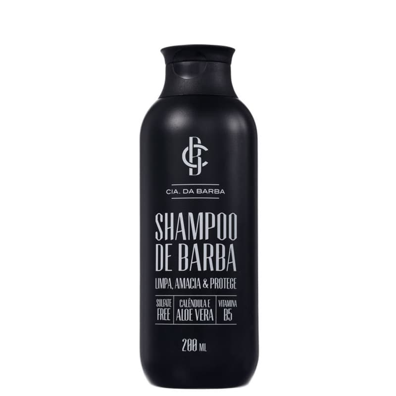 Cia da Barba - Shampoo para Barba 200ml