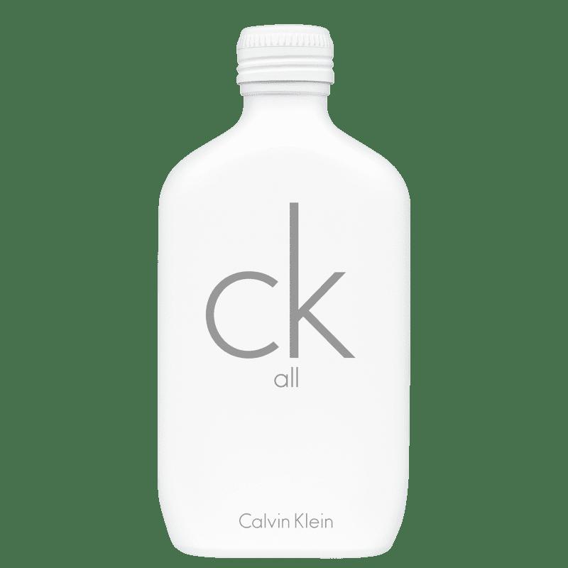 CK All Calvin Klein Eau de Toilette - Perfume Unissex 100ml