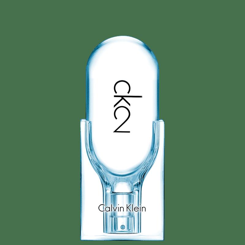 CK2 Calvin Klein Eau de Toilette - Perfume Unissex 30ml