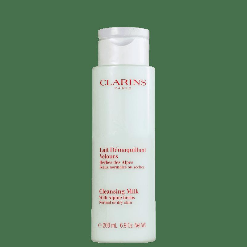 Clarins Cleansing Milk - Loção de Limpeza Facial 200ml