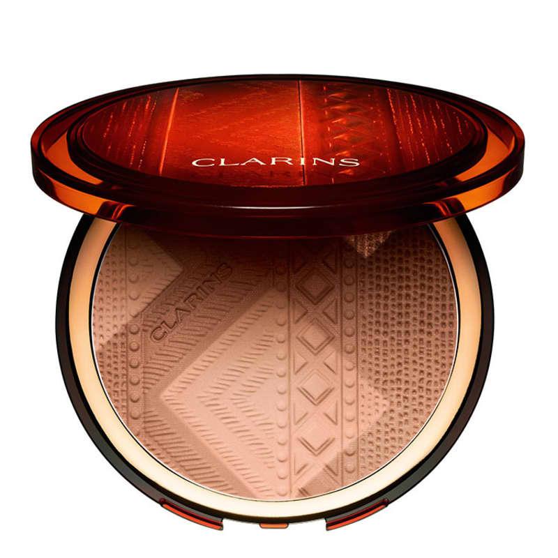 Clarins Colours Of Brazil' Summer Bronzing - Bronzer Luminoso 20g