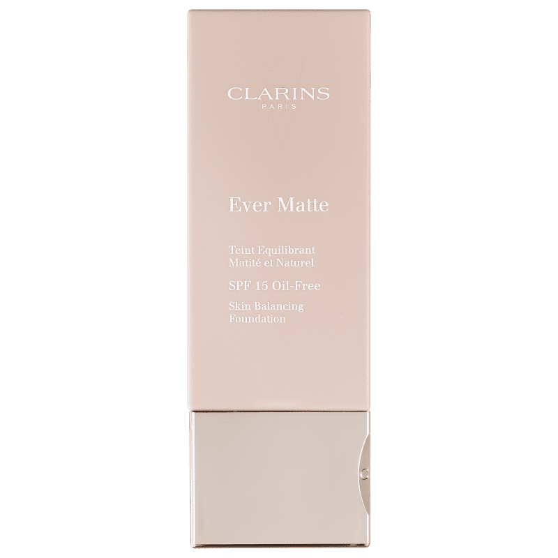 Clarins Ever Matte Teint Equilibrant Matité Et Naturel FPS 15 110 Honey - Base Líquida 30ml