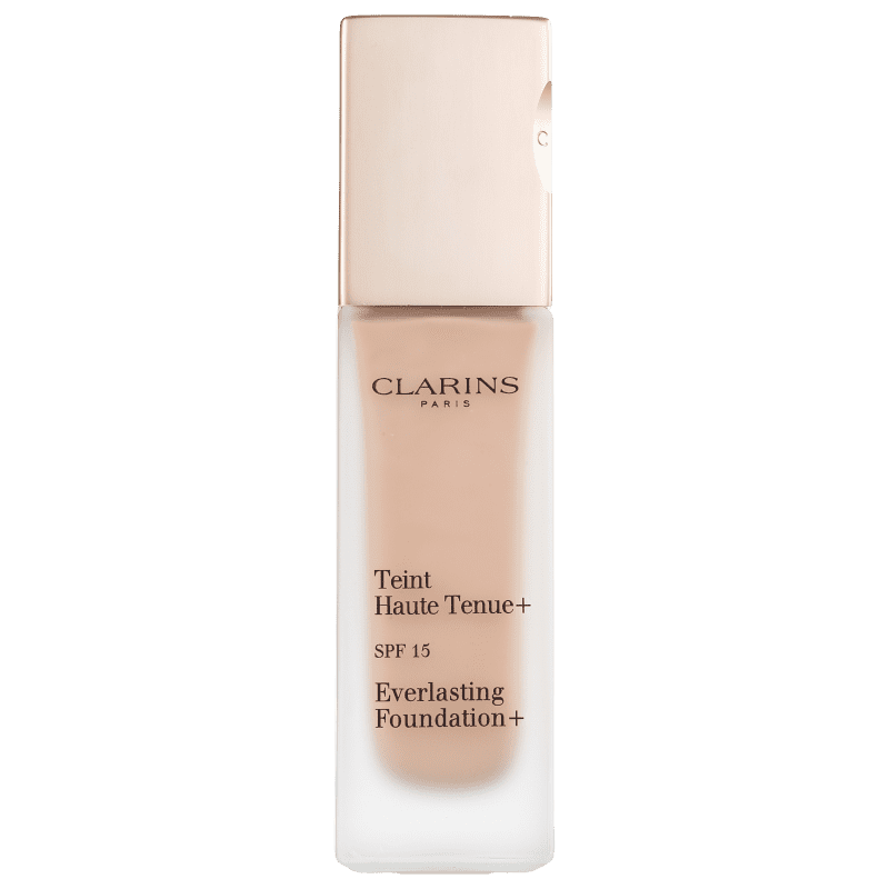 Clarins Everlasting Foundation FPS 15 112 Amber - Base Líquida