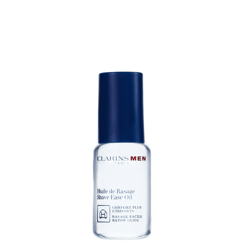 Clarins Men Shave Ease Oil - Óleo de Barbear 30ml