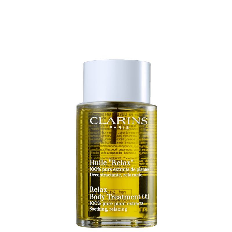 Clarins Huile Relax Body Treatment - Óleo Relaxante 100ml