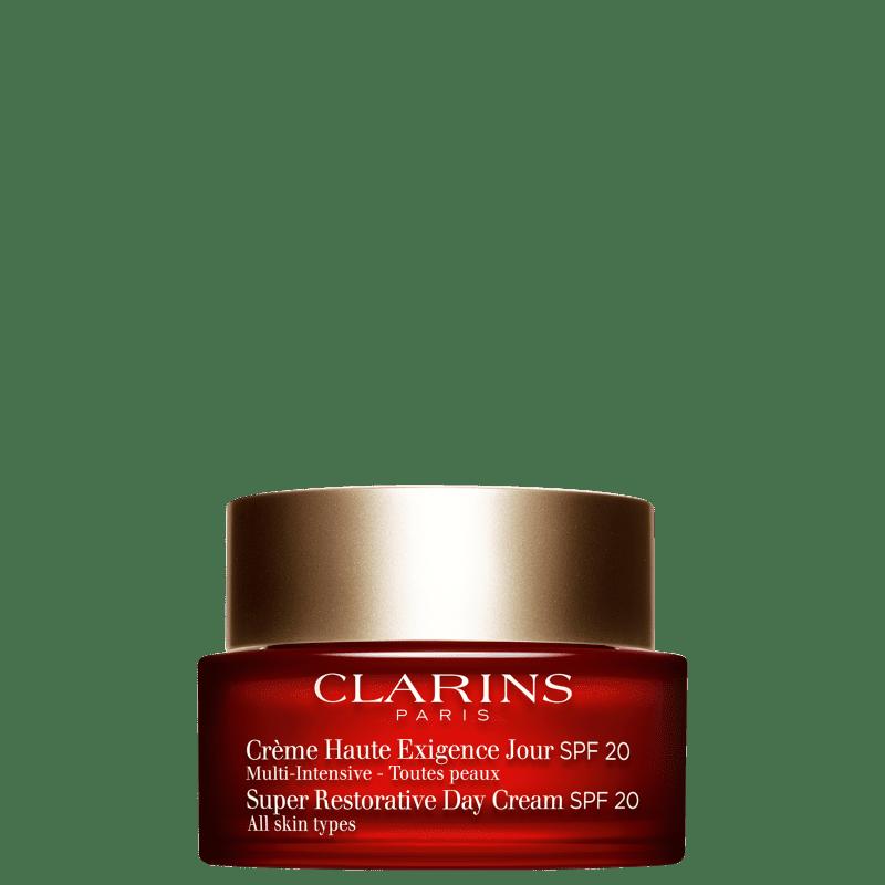 Clarins Super Restorative Day - Creme para Rugas e Anti-Idade 50ml